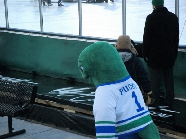 I'm down too, Pucky. Also going to miss you if the rumors are true... (Photo: Doug Kerr/flickr)